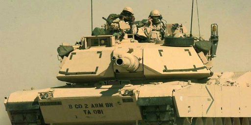 Congress Forcing The Army To Buy Tanks It Doesn't Want