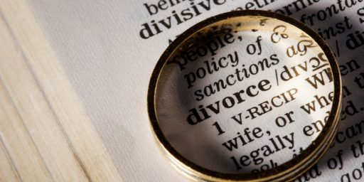 Divorce And Politics