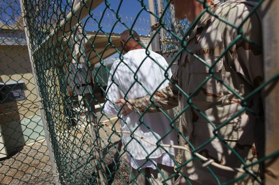 > on September 16, 2010 in Guantanamo Bay, Cuba.