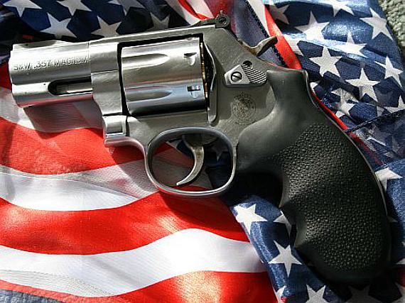 Gun-Flag