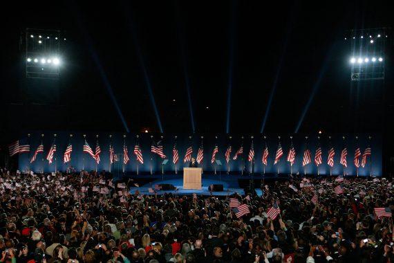Obama Election Night 2008
