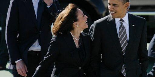Barack Obama, Kamala Harris, And The Limits Of Propriety