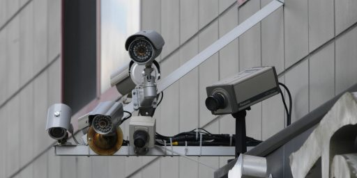 A Camera On Every Corner? The Surveillance Debate After Boston