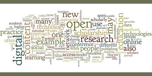 Blogging > Peer Review Publishing?