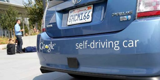 Self-Driving Cars Here By 2025, Mandatory By ?