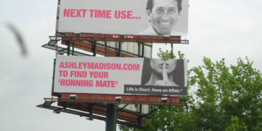 Website That Promotes Affairs Puts Up Mark Sanford Billboard
