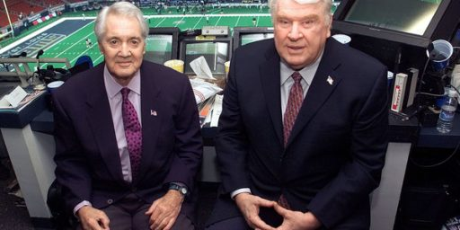Pat Summerall, Long The Voice Of The NFL, Dies At 82