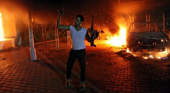 Benghazi-Consulate