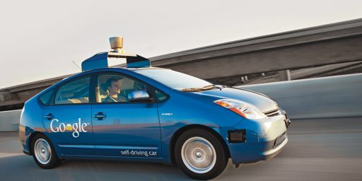Driverless Cars A Threat To Personal Privacy?