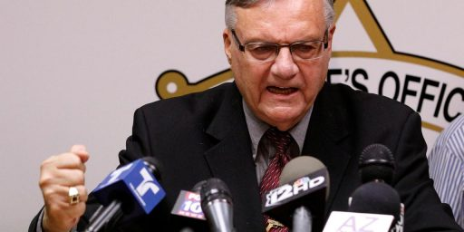 Joe Arpaio Running For Sheriff Again
