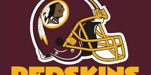 America's Problems Solved, Congress Now Wants To Change The Redskins' Name