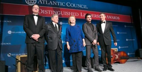 Atlantic Council Awards Dinner 2013