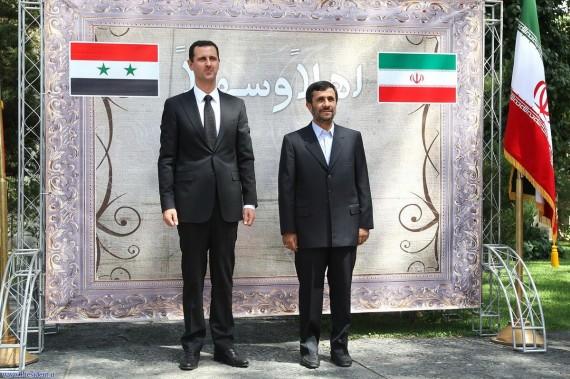 Assad Ahmedinejad