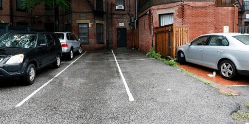 Two Boston Parking Spaces Sell For $560,000