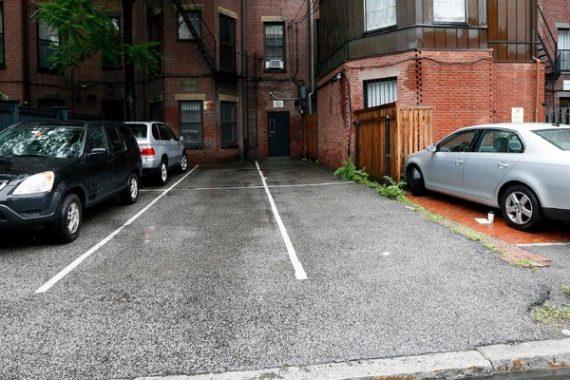 Boston Parking Space