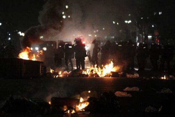 Brazil Protests 2