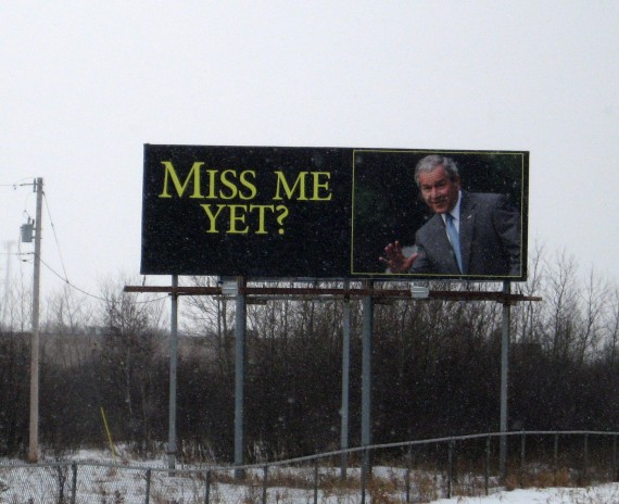 Bush Miss Me Yet