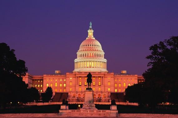 Capitol Building Dusk