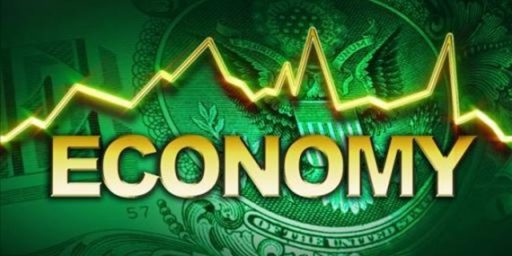 Second Quarter Sees Modest Economic Growth In Initial Estimate