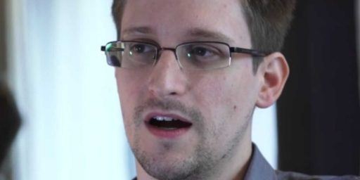 Putin: Snowden Must Stop Leaking To Stay In Russia, But We're Not Going To Extradite