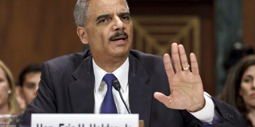 Did Eric Holder Commit Perjury? Probably Not