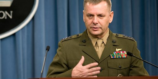 Former General Targeted In Investigation Of Stuxnet Leak