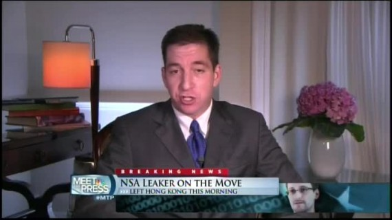 Glenn Greenwald Meet The Press