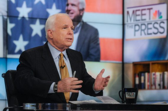 McCain Meet The Press
