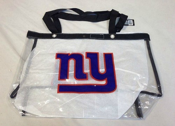 1d01ad10d9 NFL To Ban Most Bags In Stadiums