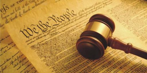"""Questions For """"Constitutional Conservatives"""" Regarding The House's Abortion Bill"""