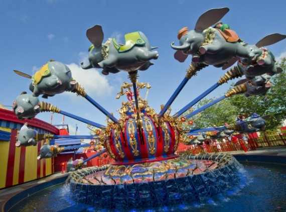 Travel Theme Parks New Attractions