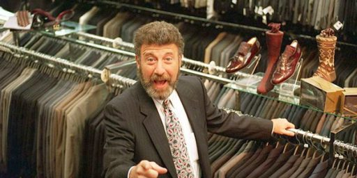 Men's Wearhouse Fires George Zimmer