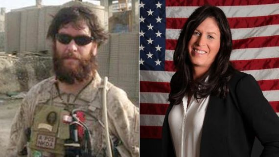 """Kristin Beck, formerly Chris, penned her story of going from an elite Navy SEAL to a woman in the book """"Warrior Princess."""""""