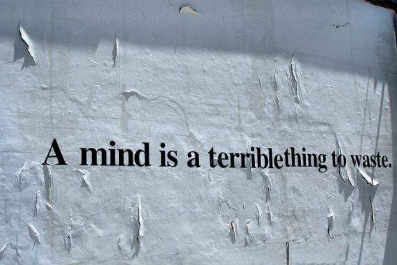 mind-terrible-thing-to-waste