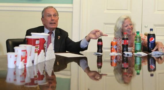 Bloomberg Soda
