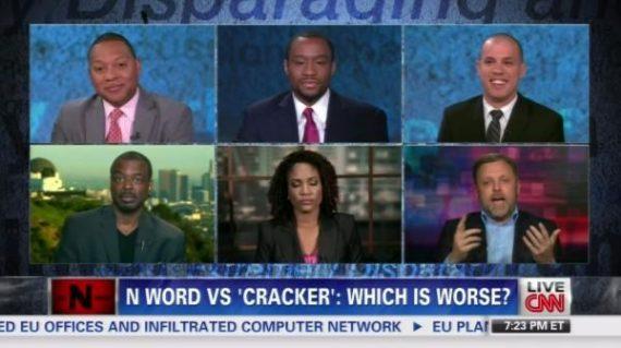 CNN-nigger-cracker-debate