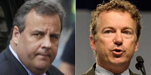 Chris Christie's Misguided Attack On Rand Paul And The GOP's 'Libertarian' Wing