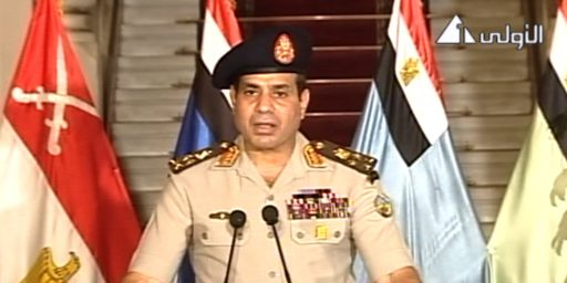 So Far, The Military Coup Looks Like It Will Be A Disaster For Egypt In The End