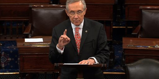 Could Today Be The Day Harry Reid Goes Nuclear? [Update: Tentative Deal Reached]