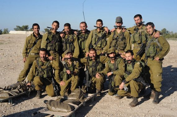 Israeli-Defense-Force-commandos