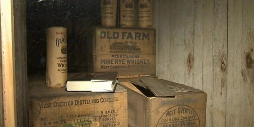 Pittsburgh Man Arrested For Theft For Drinking $102,000 In Whiskey