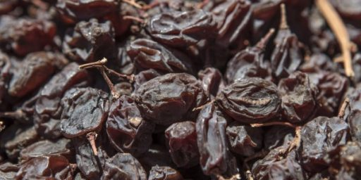 "Why Does The United States Government Need A ""Raisin Reserve?"""