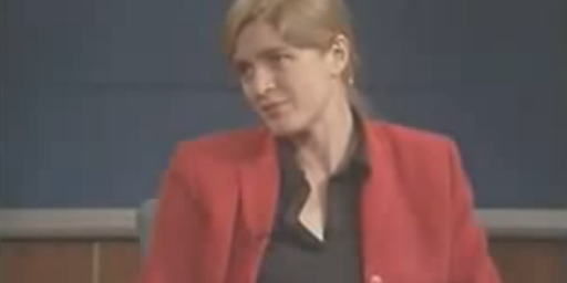 """If This Samantha Power Video Is The Next """"Big Controversy"""", Will It Be The Right Controversy?"""