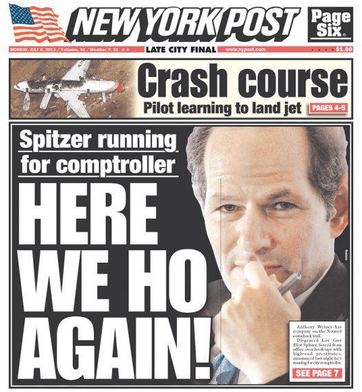 Spitzer Post