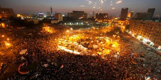 Millions Of Egyptians Protest Morsi Regime As Military Sets Deadline For Action