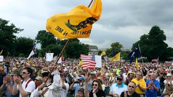 Tea Party Immigration