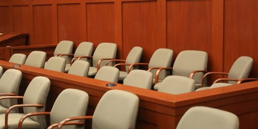 Should Juror's Identities Ever Be Kept Secret?