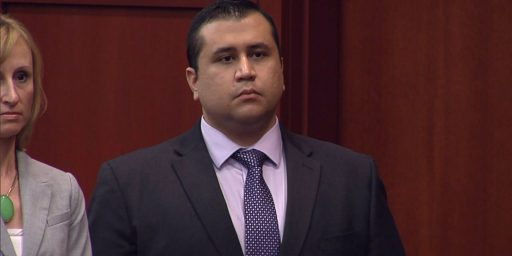 George Zimmerman Files Bizarre, Conspiracy Theory Laden, Lawsuit