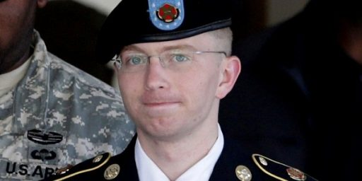 Bradley Manning Acquitted Of 'Aiding The Enemy,' Could Still Face Up To 136 Years In Prison