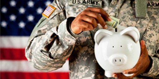 Pentagon's Broken Payroll System